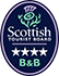 Scottish Tourist Board 4 Star B&B